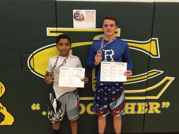 Ridgeview winners